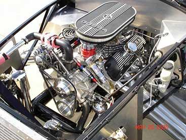 Performance engine rebuild