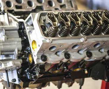 Race Engine Reconditioning & Rebuild